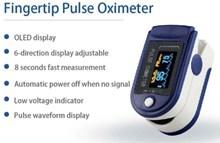 Fingertip Pulse Oximeter FPO